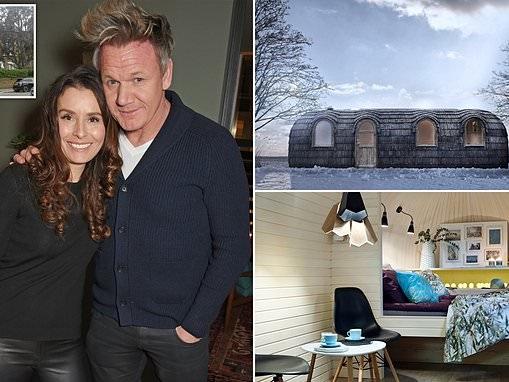 Gordon Ramsay loses bid to install two £40,000 'igloos' at his £7m London mansion