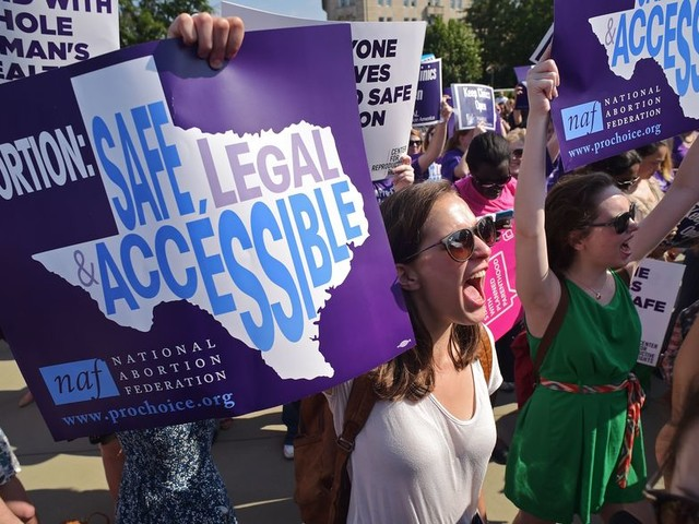 ACLU wins court order against Trump administration that blocked a young woman from an abortion