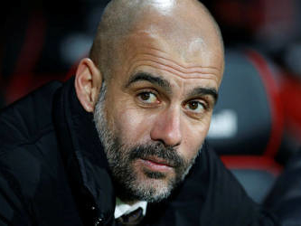 Guardiola in new territory with English title fight