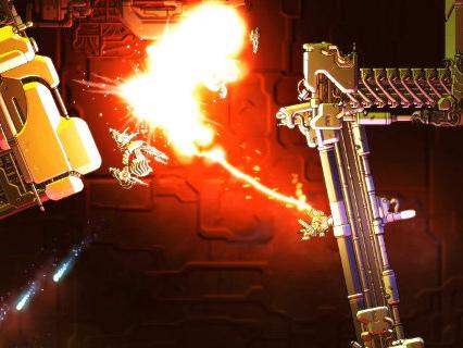 Raid cyborg-infested space hulks in Cryptark
