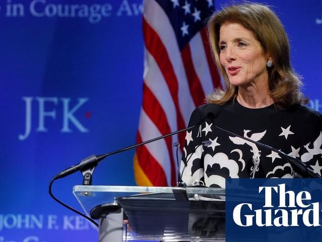 Caroline Kennedy, JFK's daughter, set to be nominated as US envoy to Australia