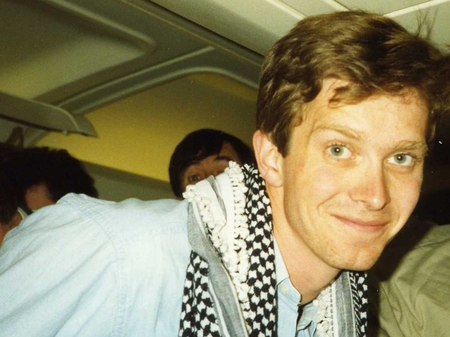 25 years on, the legacy of a young British journalist who died covering conflict