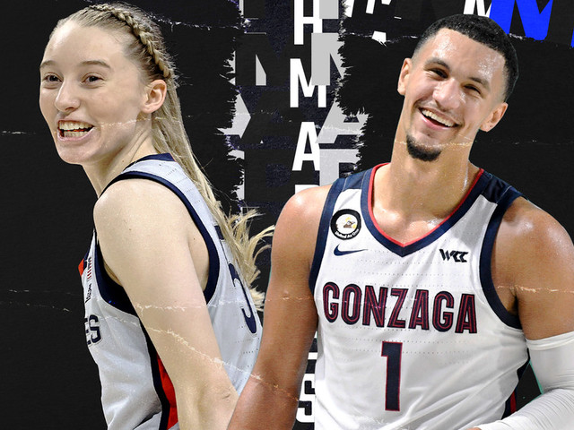 Paige Bueckers and Jalen Suggs were BFFs long before dominating March Madness