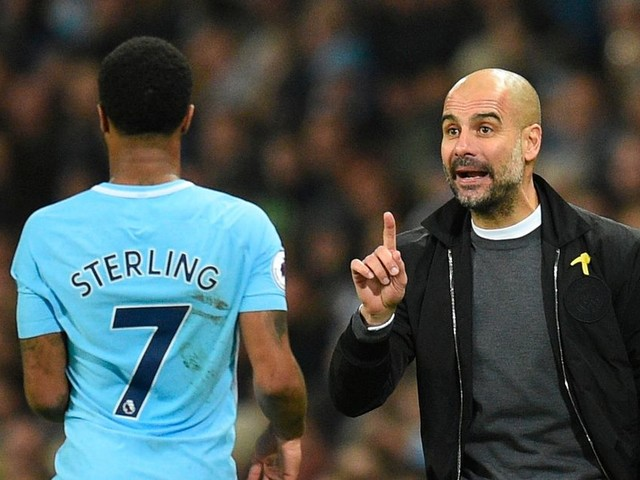 Pep Guardiola told Raheem Sterling to 'protect private life' upon Man City arrival