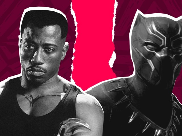Wesley Snipes Is Really Excited About Black Panther