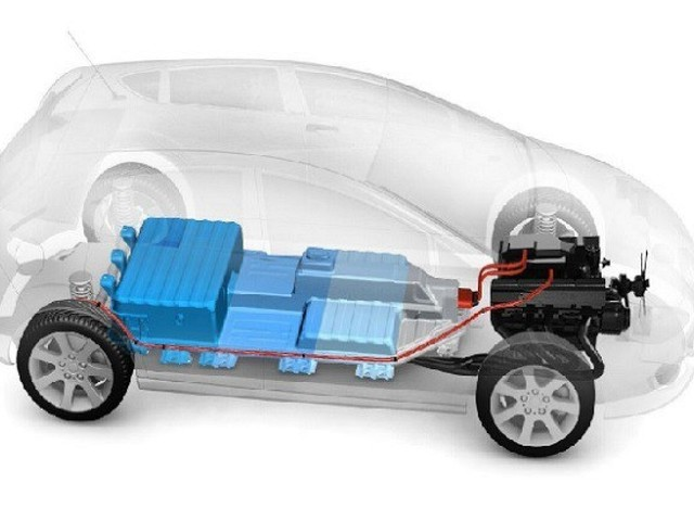 Apple Reportedly Working With Chinese Manufacturer of Electric Vehicle Batteries