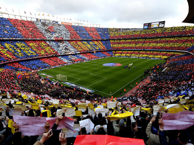 Sport shorts: Barcelona to sell Camp Nou naming rights and Lewis Hamilton dismisses Ferrari move rumours