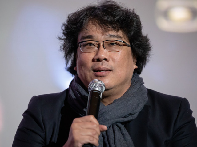Watch Director Bong Joon-ho Discuss 'Parasite' at FYC Screening Series