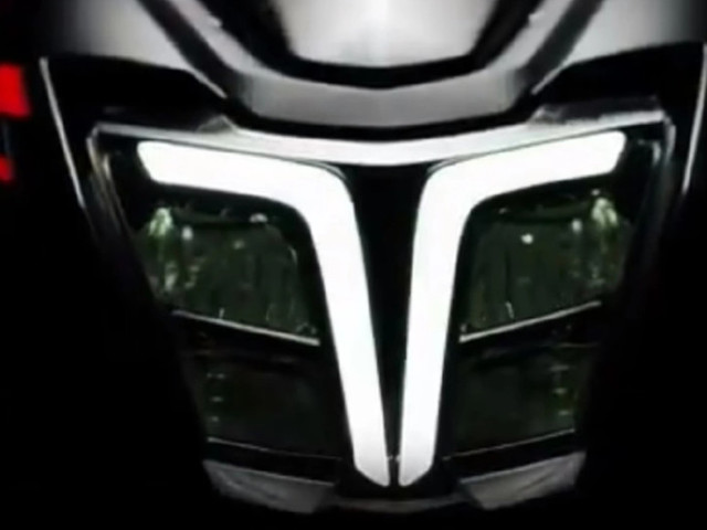 TVS NTorq 125 Facelift Teased With New LED Headlamp