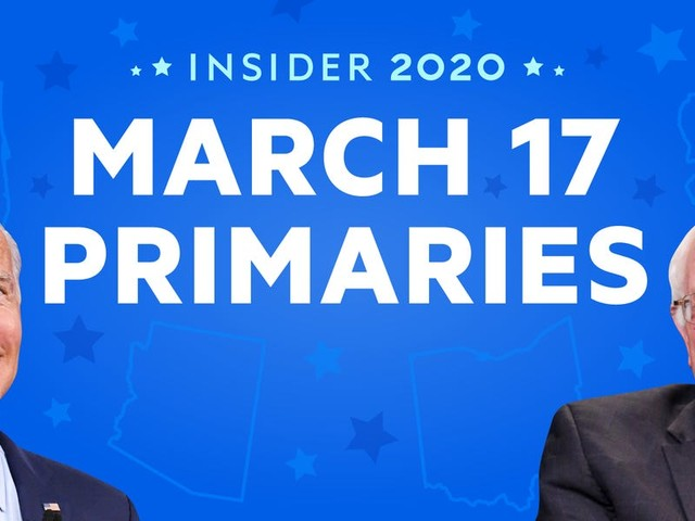 LIVE UPDATES: See the full results of the Florida, Arizona, and Illinois primaries
