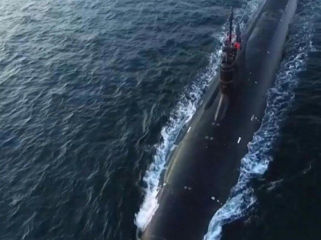 Australia shrugs off China anger on nuclear subs
