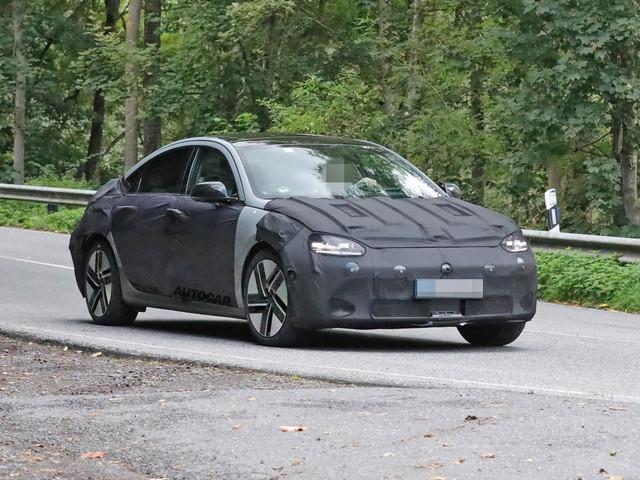 Report: new Hyundai Ioniq 6 delayed for redesign, bigger battery