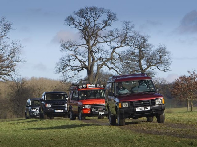 Land Rover Discovery: driving the original 30 years on
