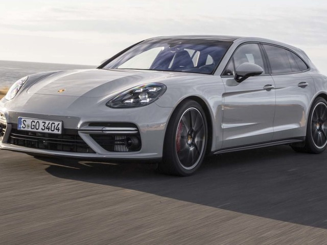 2018 Porsche Panamera Sport Turismo First Drive Review