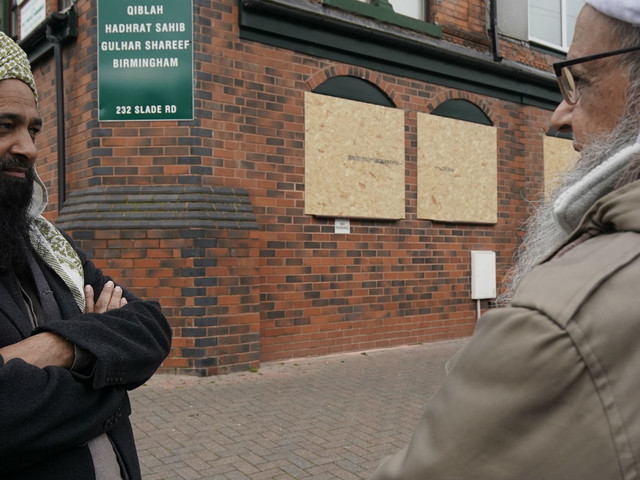 Are Birmingham mosque attacks linked to Christchurch?