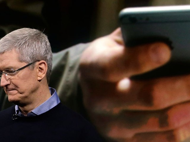 How Tim Cook's Apple just became the accidental test case in a clash about capitalism