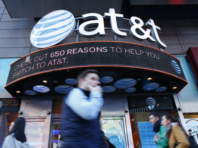 The DOJ sues to block AT&T's Time Warner deal