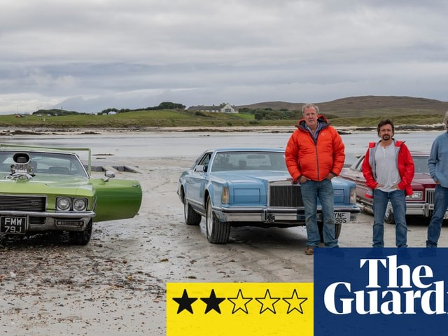 The Grand Tour: Lochdown review – Clarkson, May and Hammond drive Scotland out of the union