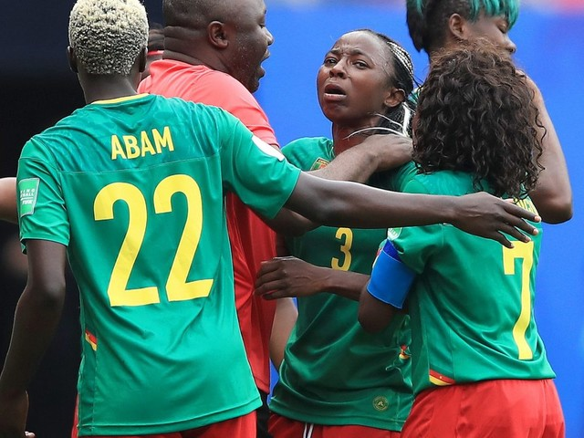 Women's World Cup: Phil Neville 'utterly ashamed' of Cameroon's disgraceful behaviour in 3-0 defeat by England