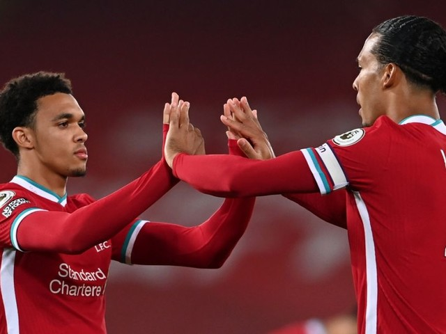 Liverpool have found a way to replace Alexander-Arnold and Van Dijk