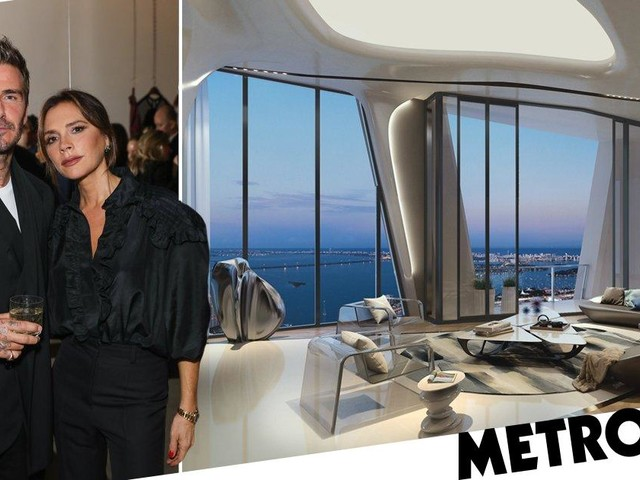 Inside the Beckhams' $24 million potential new Miami apartment as David and Victoria social distance