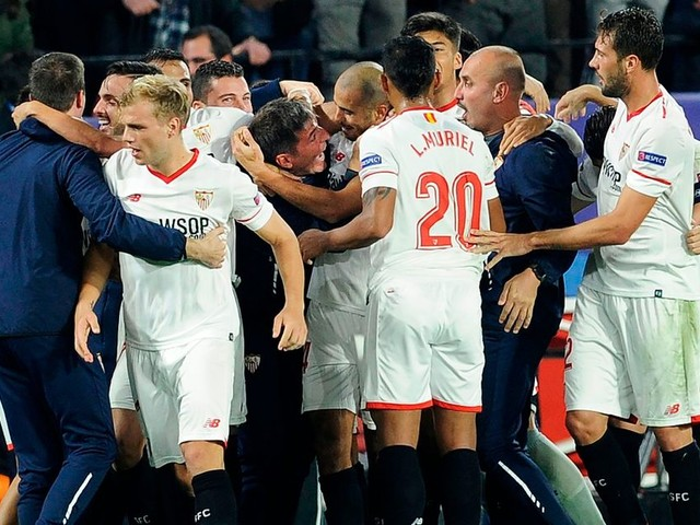 Sevilla players 'told manager has prostate cancer at half-time' before incredible three-goal comeback against Liverpool