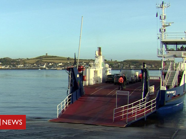 Portaferry-Strangford Ferry 'must sail earlier'