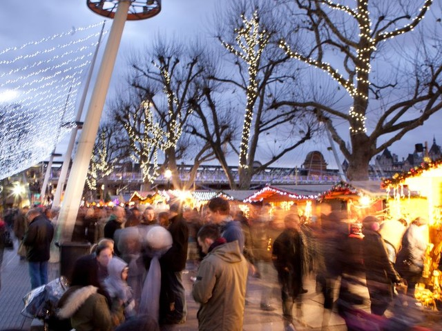 Southbank Christmas market guide for 2018 with top highlights not to miss