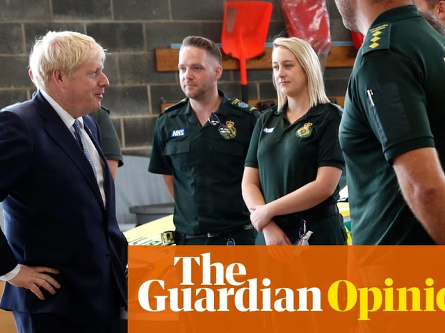 Boris Johnson's £1.8bn for the NHS isn't what it seems – just ask the trusts | Sally Gainsbury
