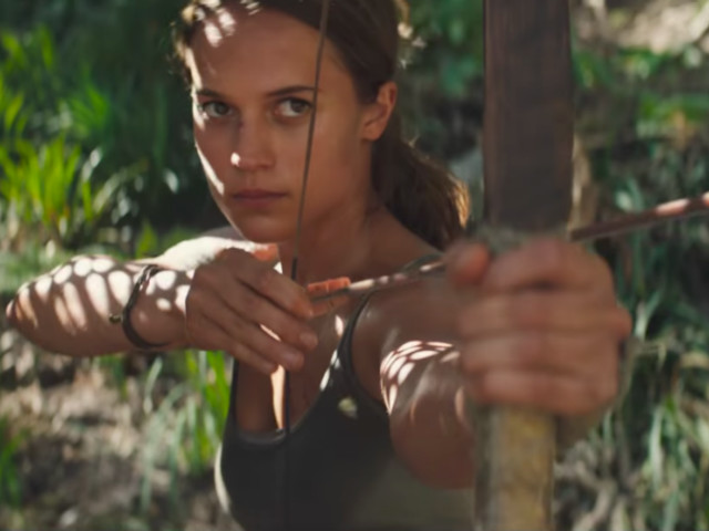 Alicia Vikander Is Your New Lara Croft in the First Tomb Raider Reboot Trailer