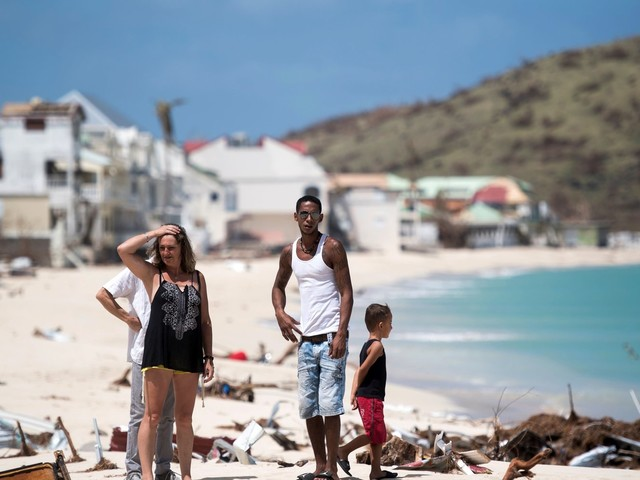 Boris Johnson To Visit To Caribbean After British Government's Hurricane Irma Response Condemned