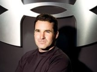 Under Armour CEO Kevin Plank explains how he's getting the company back on the front foot after a bumpy 3 years (UAA)