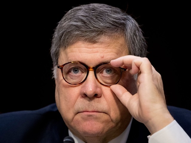 William Barr just contradicted himself over a key claim he's made about Mueller's obstruction findings