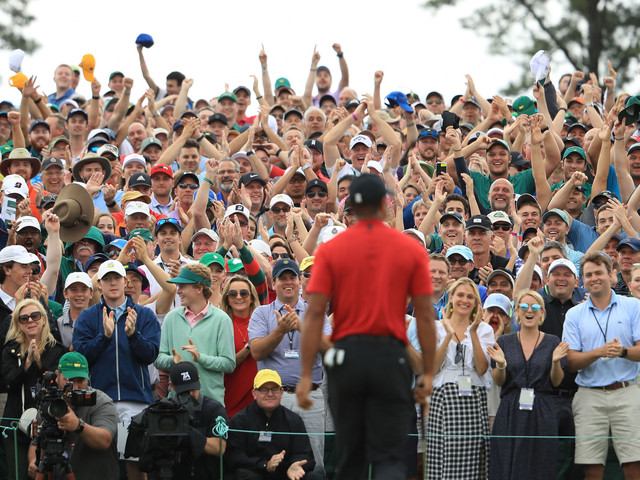 Masters to take place without fans, Augusta National Golf Club confirms