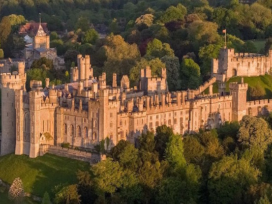 8 Charming And Historic Castles To Visit In Sussex