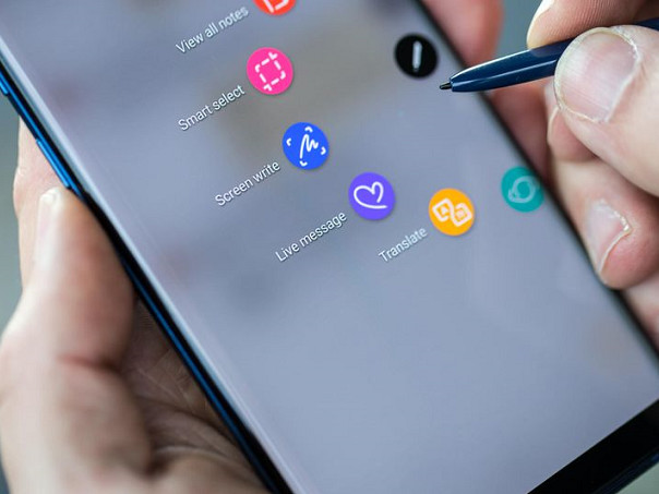"""Tipster says that the Samsung Galaxy Note 9's S Pen is """"worth the wait"""""""