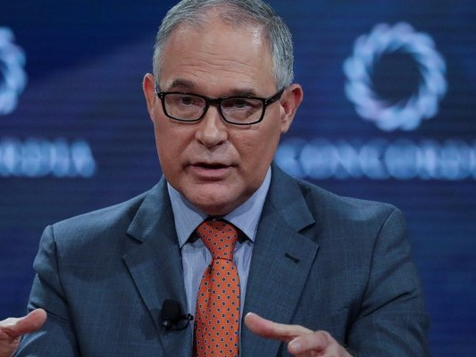 EPA chief Pruitt is killing the centerpiece of Obama's climate change arsenal