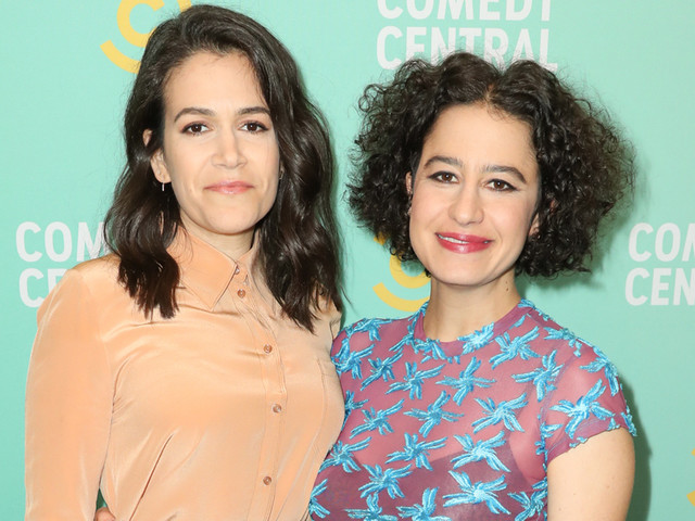 Abbi Jacobson & Ilana Glazer Kick Off Comedy Central Press Day Ahead of 'Broad City' Premiere