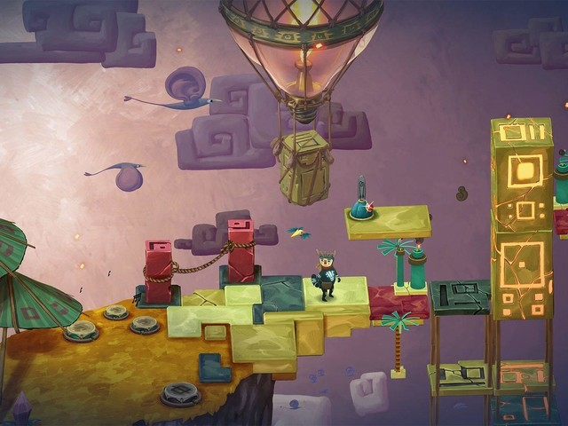 Figment 2 launches a free prologue chapter with a musical boss battle
