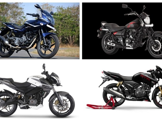 Under INR 1 Lakh: Top Five Fast Motorcycles