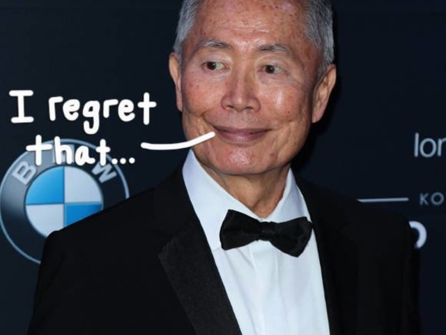 George Takei Expresses Regret For Joking About 'Touching Men' On Howard Stern's Radio Show