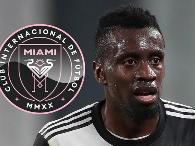 David Beckham's Inter Miami snap up first big star as Blaise Matuidi has medical ahead of transfer from Juventus