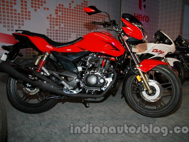 Hero Motocorp removes Hero Xtreme & Hero Hunk from Indian website