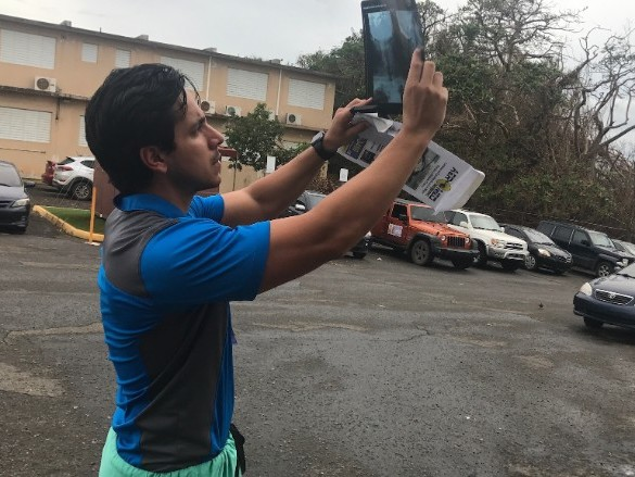 Doctors in Puerto Rico: 'Reality here is post-apocalyptic'