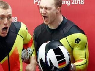 Goldmedaille rush: Germany rolling along in Pyeongchang