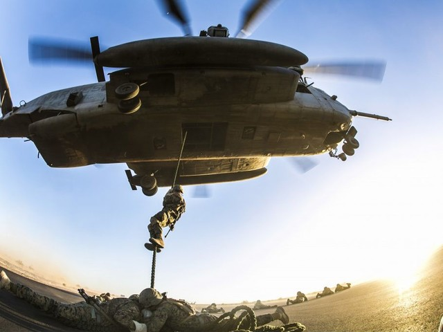 For the first time, the Marine Corps will have a female infantry officer among its ranks