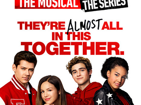 """Press Conference: """" High School Musical: The Musical: The Series"""""""