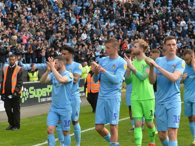 Ricoh setback, rivals want Coventry City man and that was the season that was