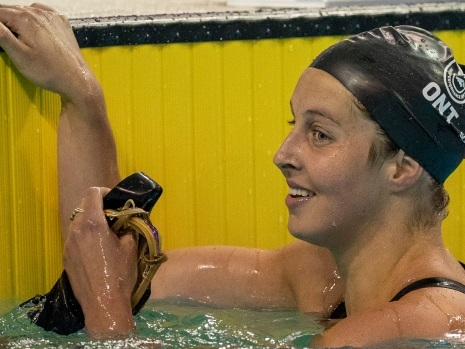 Canada's Sydney Pickrem withdraws from 400m swim race for 'medical reasons'