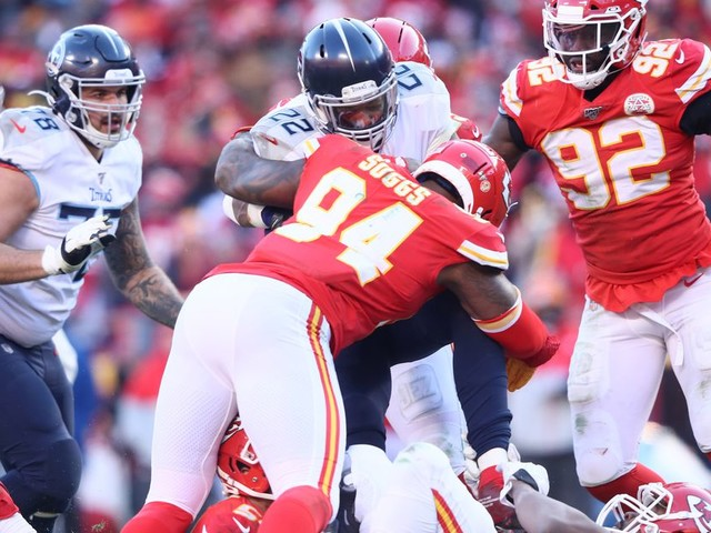 How the Chiefs contained Derrick Henry — and how they could shut down the 49ers in Super Bowl 54